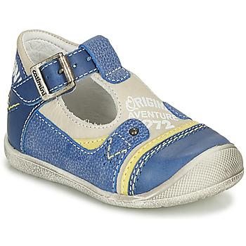 Schoenen Jongens Sandalen / Open schoenen Catimini CALAO Blauw