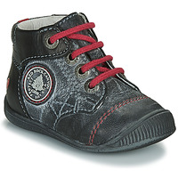Schoenen Jongens Laarzen GBB LINDFORD Zwart