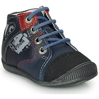 Schoenen Jongens Laarzen GBB LARI Blauw