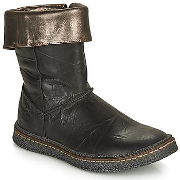 Schoenen Meisjes Hoge laarzen Ramdam CRACOVIE Zwart