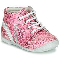 Schoenen Meisjes Laarzen GBB MELANIE Roze