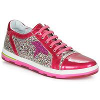 Schoenen Meisjes Lage sneakers Ramdam KASAI Roze