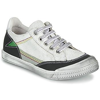 Schoenen Jongens Lage sneakers Ramdam KUMAMOTO Wit