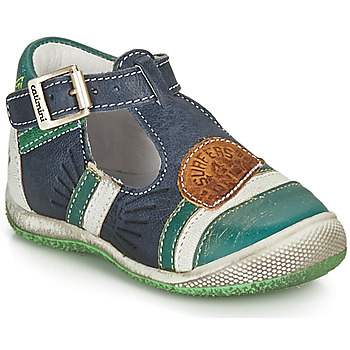 Schoenen Jongens Sandalen / Open schoenen Catimini COURLIS Blauw