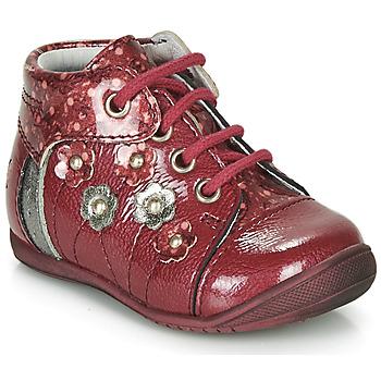 Schoenen Meisjes Laarzen GBB NAYANA Rood