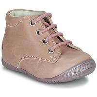 Schoenen Meisjes Laarzen GBB NAOMI Roze