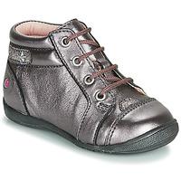 Schoenen Meisjes Laarzen GBB NICOLE Violet / Roze