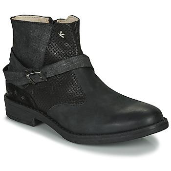 Schoenen Meisjes Laarzen Ikks JANE Zwart