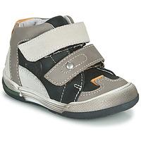 Schoenen Jongens Hoge sneakers GBB PATRICK Grijs