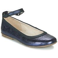 Schoenen Meisjes Ballerina's Achile DANIELA Blauw