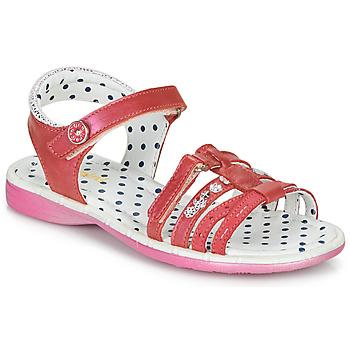 Schoenen Meisjes Sandalen / Open schoenen Catimini PASTEL Roze