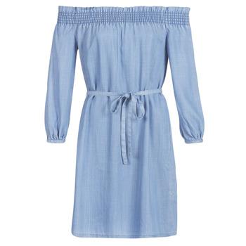 Textiel Dames Korte jurken Only ONLSAMANTHA Blauw / Clair
