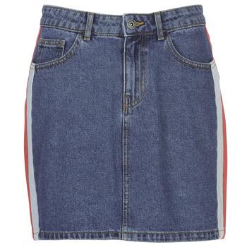Textiel Dames Rokken Only ONLCHRISTY Blauw / Medium