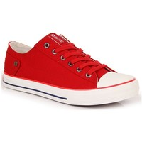 Schoenen Dames Lage sneakers Big Star INT1092B Rood