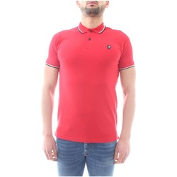 Textiel Heren Polo's korte mouwen Replay M3790.000.21868 Red