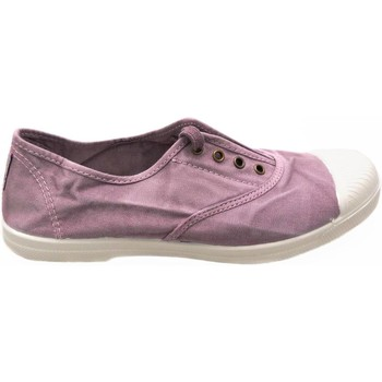 Schoenen Dames Lage sneakers Natural World NAW102E633au grigio