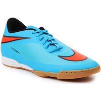 Schoenen Heren Voetbal Nike Football Shoes  Hypervenom Phade IC 599810-484 blue