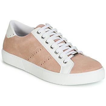 Schoenen Dames Lage sneakers André BERKELEY Nude