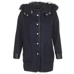 Textiel Dames Mantel jassen Suncoo ELFIE Marine