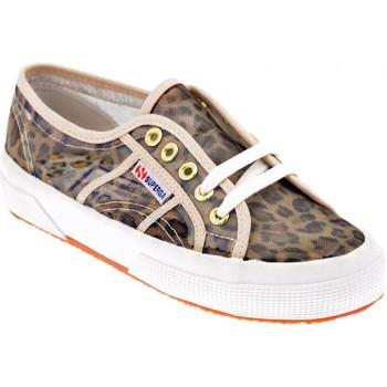 Schoenen Dames Lage sneakers Superga  Bruin