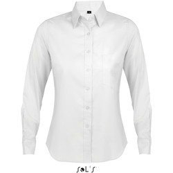 Textiel Dames Overhemden Sols BUSINESS WOMEN Blanco