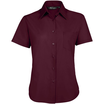 Textiel Dames Overhemden Sols ESCAPE POPELIN WOMEN Violeta