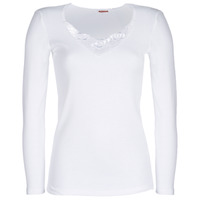 Ondergoed Dames Hemden Damart CLASSIC GRADE 3 Wit