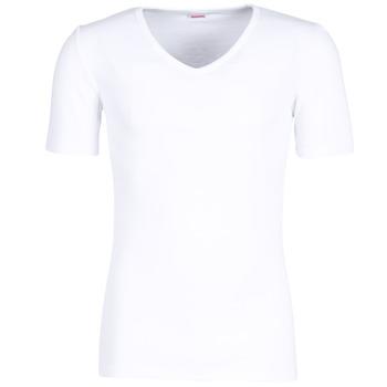 Ondergoed Heren Hemden Damart CLASSIC GRADE 3 Wit