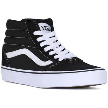 Schoenen Heren Hoge sneakers Vans WARD HI Nero