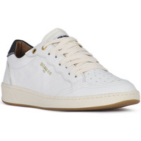 Schoenen Heren Lage sneakers Blauer MURRAY WHITE Bianco