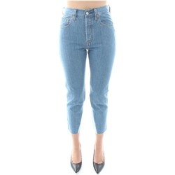 Textiel Dames Straight jeans Levi's 36200-0049 Blue Denim