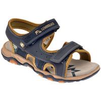 Schoenen Jongens Sandalen / Open schoenen Lumberjack  Blauw