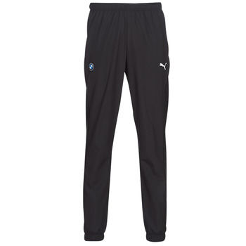 Textiel Heren Trainingsbroeken Puma BMW MMS WOVEN PANTS Zwart