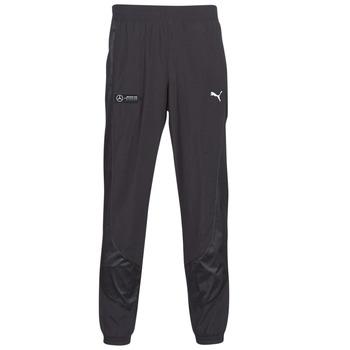 Textiel Heren Trainingsbroeken Puma MAPM STREET WOVEN PANTS MERCEDES Zwart