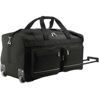 Tassen Soepele Koffers Sols VOYAGER BIG TRAVEL Negro