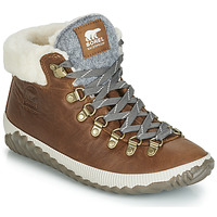 Schoenen Dames Laarzen Sorel OUT N ABOUT PLUS CONQUEST Bruin