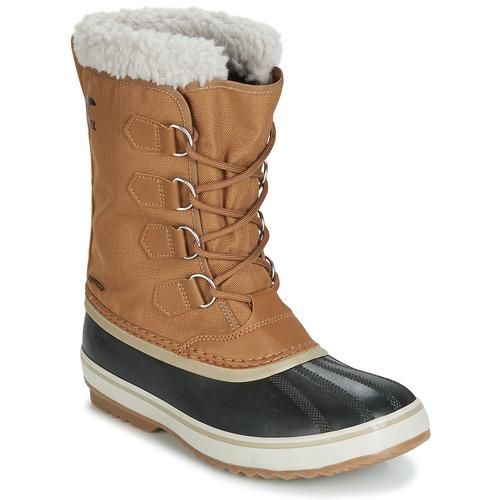 Schoenen Heren Snowboots Sorel 1964 PAC NYLON Bruin