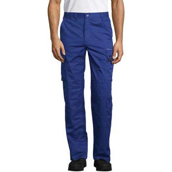 Textiel Cargobroek Sols ACTIVE PRO WORKS Azul
