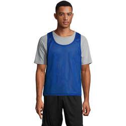 Textiel Mouwloze tops Sols ANFIELD SPORTS Azul