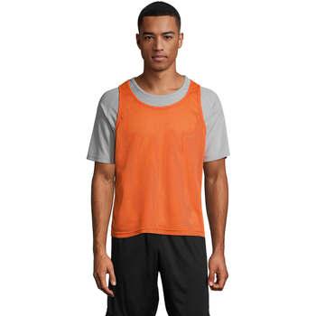 Textiel Mouwloze tops Sols ANFIELD SPORTS Naranja