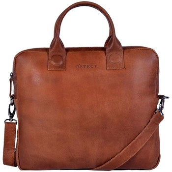 Tassen Computertassen Dstrct Fletcher Street Business Laptop Bag 11-13 inch Bruin