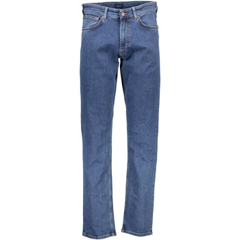 Gant Regular fit jeans met medium wassing