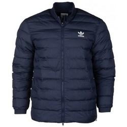 Textiel Heren Dons gevoerde jassen adidas Originals Originals Superstar Outdoor Blauw