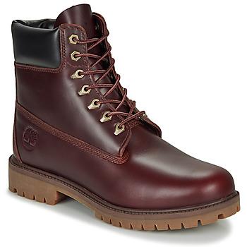 Schoenen Heren Laarzen Timberland 6 INCH PREMIUM BOOT Bruin
