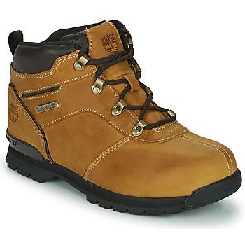 Schoenen Kinderen Laarzen Timberland SPLITROCK 2 Bruin