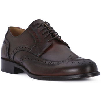 Schoenen Heren Derby Exton VITELLO LEGNO Marrone