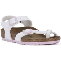 Schoenen Meisjes Sandalen / Open schoenen Birkenstock NEW YORK Bianco