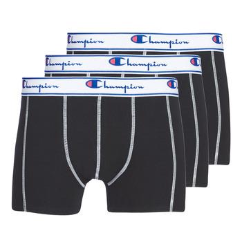 Ondergoed Heren Boxershorts Champion UNI X3 Zwart