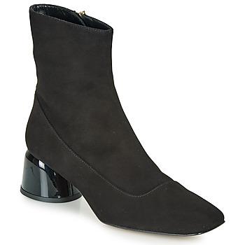 Schoenen Dames Laarzen Castaner LETO Zwart