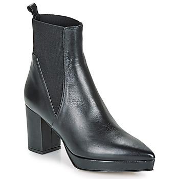 Schoenen Dames Laarzen Castaner OLGA Zwart